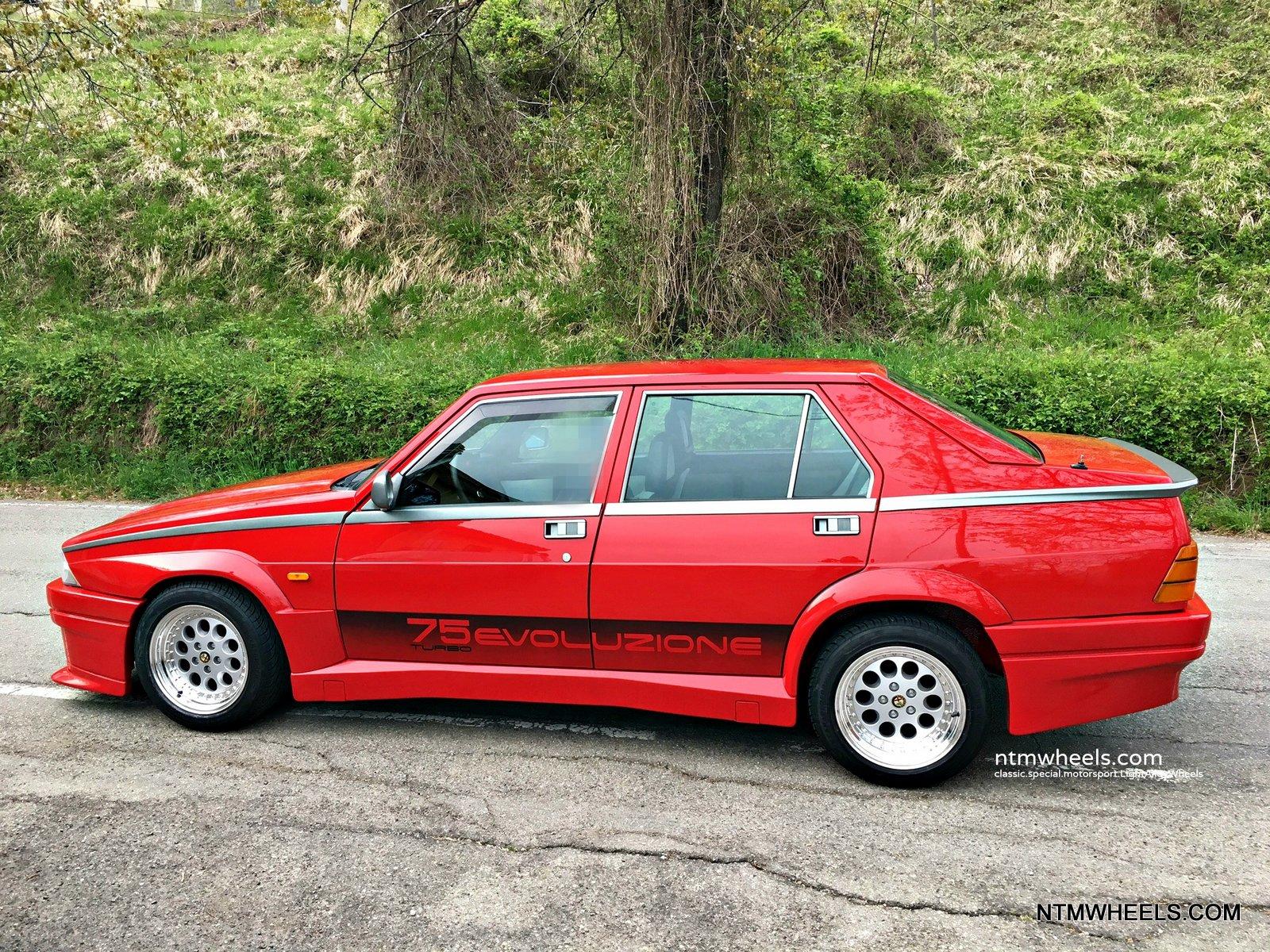Ar Rzsz 8x15 Silverpolished Alfa Romeo 75 Evoluzione 001 1 Ntm Wheels